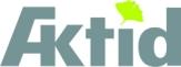 logo Aktid gris